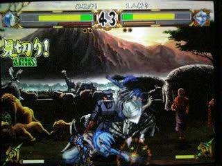 对局录像, 首斩破沙罗 侍魂堂 专注于侍魂街机领域的小站